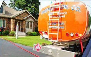prevett oil truck